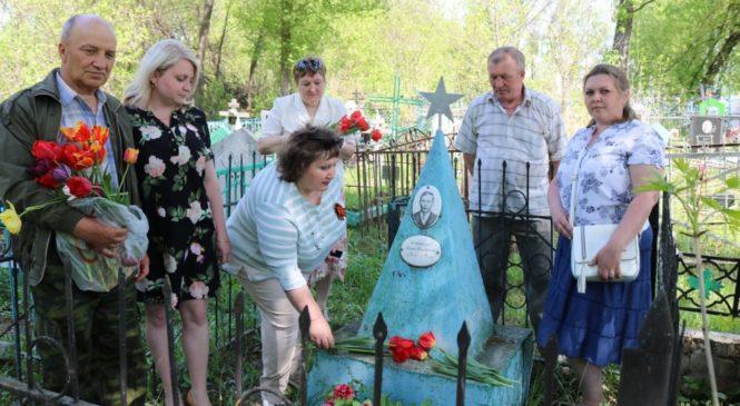 В акции «Мы помним!» приняли участие долгоруковские журналисты