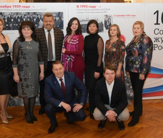 Липецкие журналисты стали участниками исторического события