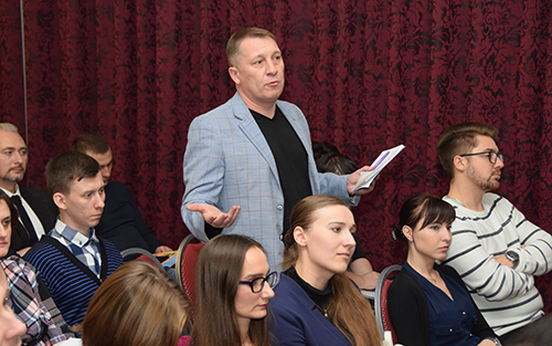 Липецкие журналисты обсудили вопросы «цифрового мира» на медиафоруме