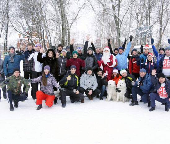 В Липецке журналисты позвали на пробежку