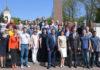 Липецкие журналисты приняли участие в традиционной акции «Мы помним»