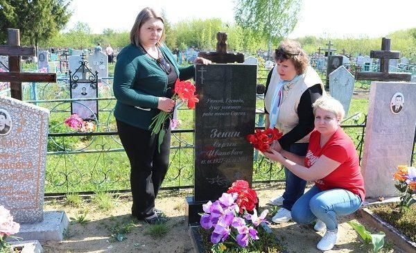 Журналисты «Сельских зорь» приняли участие в акции «Мы помним!»