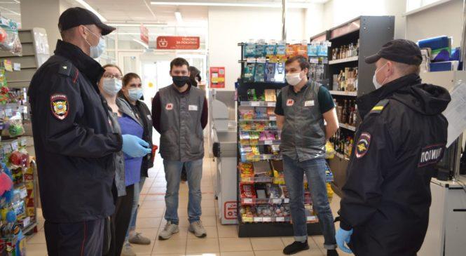 Санитарный рейд измалковских журналистов