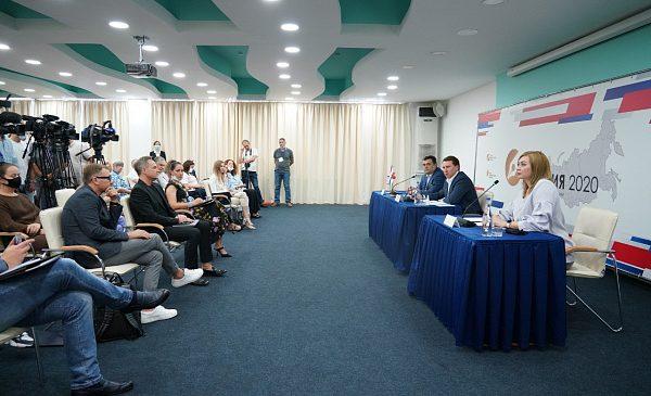 «ВСЯ РОССИЯ – 2020». Пресс-конференция главы города Сочи Алексея Копайгородского