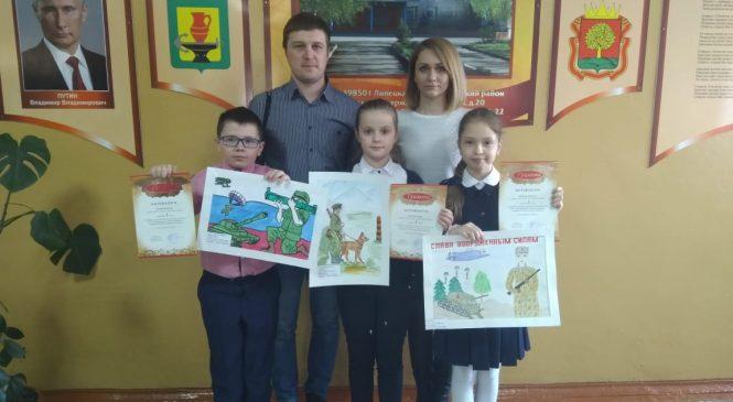 Липецкая райгазета «Сельская нива» призвала детей рисовать