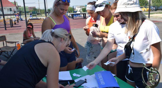 Волейбольный турнир памяти районного журналиста