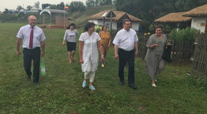 Председатель СЖР Владимир Соловьев посетил мемориальный комплекс и «Казачью заставу»