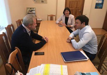 Заместитель председателя Союза журналистов России Алексей Вишневецкий встретился с кураторами прессы Липецкой области